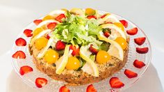 Salaattikakku: Iisan Paahdettu kukkakaalikakku