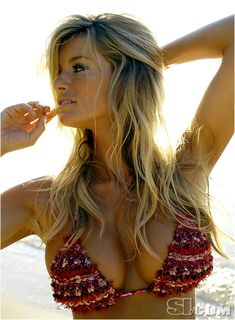 Marisa Miller - Sports Illustrated Swimsuit 2007 Location: Negril, Westmoreland, Jamaica, The Caves Photographed by: Raphael Mazzucco