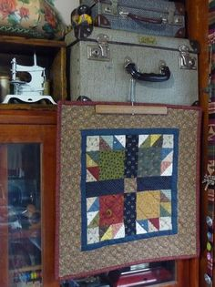 Bear's Paw Quilt 006