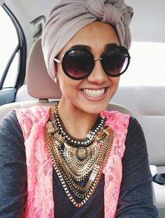 turban style hijab - Google Search