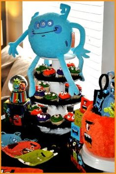 Monster Bash: Sneak Peek - Kara's Party Ideas - The Place for All Things Party