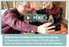 Christmas Gift Catalog - Gospel for Asia Ministry, Catalog, Asia, Videos, Christmas, Gifts, Xmas, Presents, Brochures