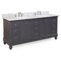 72 Double Sink Vanity New Kbc Bella 72 Double Bathroom Vanity Set Wayfair Double 72 Inch Bathroom Vanity, 72 Inch Vanity, Double Sink Bathroom, Double Sink Vanity, Vanity Set With Mirror, Vanity Sink, Bathroom Vanities, Master Bathroom, Bathroom Cabinets