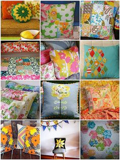 ideas for my vintage sheet collection.