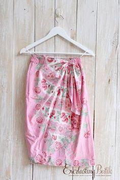 ME18121244 Kendedes Encim Skirt -XL