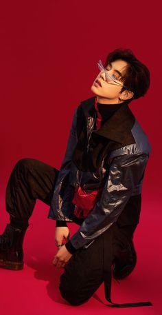 Most attractive male kpop idols Quiz - By bambamsss Youngjae, Jyp Got7, Kim Yugyeom, Got7 Jackson, Wang Jackson, Girls Girls Girls, Got7 Aesthetic, Red Aesthetic, Jaebum