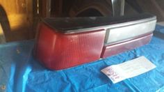 "1987 - 1993 Ford Mustang LX Left Tail Light.  OEM.  Used.  Fair condition.  Asking $75.00  Quality Auto Salvage 14955 Westwoods Rd. Wright City, MO 63390 1(800)483-8921 qualityautosalvage.com ""LIKE"" us on Facebook! Follow us on Twitter ""at"" Salvage_Quality"