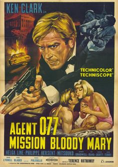 Mission Bloody Mary (1965)