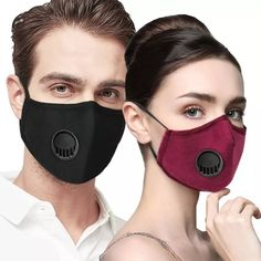 Unisex Cotton Breath Valve Mouth Mask Anti-Dust Anti Pollution Mask Cloth Activated Carbon Filter Respirator,cheap Respirator mask filtermaske with valve for sale Ring Set, Ring Verlobung, Estilo Chola, Allergy Mask, Breathing Mask, Safety Mask, Respirator Mask, Activated Carbon Filter, Protective Mask