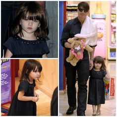Actor - ator - hair - cabelo - pelo - beautiful - bonita - hermoso - eye - olho - ojo - blue - azul - moda - look - style - estilo - inspiration - inspiração - inspiración - fashion - casual - elegant - elegante - dress - vestido - Silver Ballerina Shoes - Bonpoint - sapato prata - sapatilha - child - criança - niña - menina - girl - baby - bebê - daughter - filha - hija - father - pai - padre - dad - papai - papá - September - 2008 - Suri Cruise - Tom Cruise