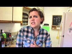 My Drunk Kitchen: Quesadillas! (PART 1)