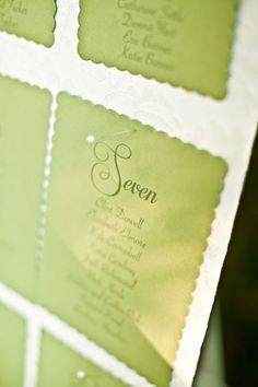 #seating-chart  Photography: Rachel Moore Photography - rachelmoorephoto.com/ Floral + Event Design, Venue: Cedarwood Weddings - cedarwoodweddings.com  Read More: http://www.stylemepretty.com/southeast-weddings/2012/10/10/historic-cedarwood-wedding-from-rachel-moore-photography/