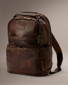 Logan Back Pack - Bags & Accessories_Bags_Backpacks - The Frye Company