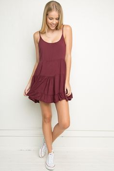 Brandy ♥ Melville | Jada Dress.  Just bought this today.  I'm in love with it.