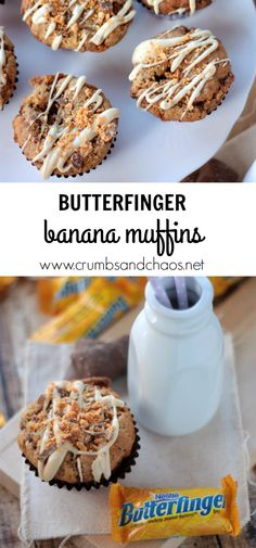 Butterfinger Banana