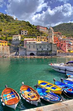 Cinque Terre, and the Islands Palmaria, Tino and Tinetto, Five Lands National Park, Italy