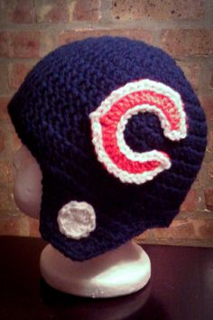 Bears Helmet for football season!