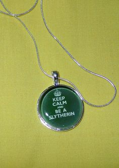 Every day. Every day I'm Slytherin.