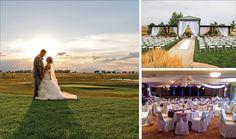 Weddings at Todd Creek Golf Club in Thornton, Colorado.