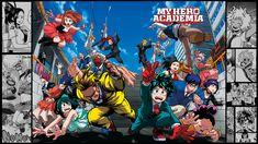 My Hero Academia! Plus Ultra!