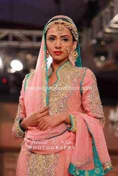Nomi Ansari Collection at Bridal Couture Week 2012 Day 1