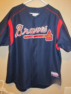 Atlanta Braves Authentic jersey , medium - Baseball-MLB