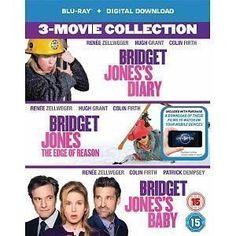 Bridget Jones S Diary Bridget Jones The Edge Of Reason Bridget Jones S Baby Boxset Bridgetjonesdiaryandbaby In 2020 Bridget Jones Diary Bridget Jones Baby Jones Baby