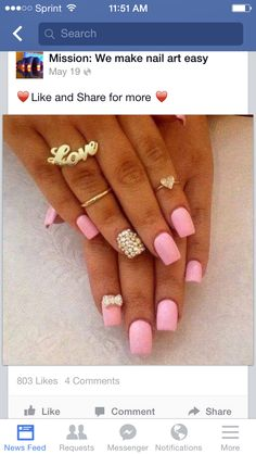 Loving these nails!!