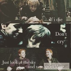 Fred, George and Ron