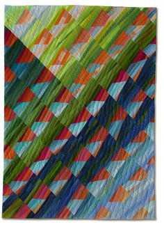 Ursula König Art Quilts - lots of gorgeous quilts on her site!