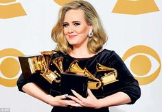 "Adele and her alleged ""5 year break""  http://www.dailymail.co.uk/tvshowbiz/article-2100887/Grammys-2012-Adele-reveals-shes-taking-5-year-break-music-concentrate-love.html?ito=feeds-newsxml"