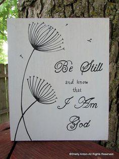 Bible Verse Art Scripture Art Bible Quotes by WeLovePaintedArt