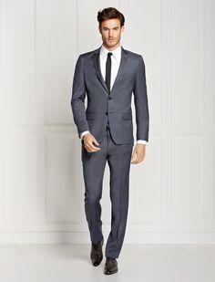 1000 ideas about blauer anzug on pinterest anzug hochzeit groom fashion and hochzeitsanzug - Hochzeitsanzug hugo boss ...