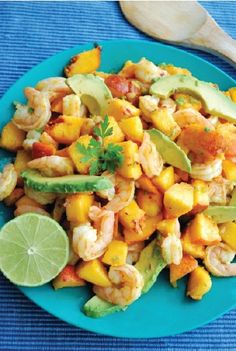 recipe: chicken curry party salad [12]