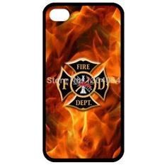Logo Case For Iphone 4 4s 5 5s 5c 6 Plus For Samsung Galaxy S3 S4 S5 Mini S6 Edge A3 A5 A7 Note 2 3 4, #Firedepartment Fd Fire.  http://highoctane.gobrlink.com/firedepartmentlogo