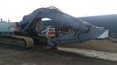 Excavator - After