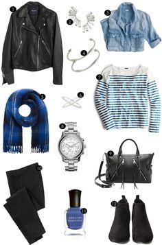 Black + Blue  |  Kiki's List
