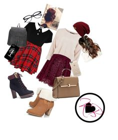 """Twins' Rich school outfits"" by kiah-73 on Polyvore featuring UGG Australia, Alice + Olivia, Suzywan DELUXE and Casetify"