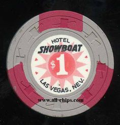$1 Showboat 5th issue AU 1970s