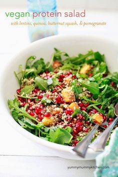 127 Best SALADS images | Cooking recipes, Healthy recipes