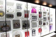 Wonder if I have such a shelf at home: the Louis Vuitton-Marc Jacobs show at Les Arts Décoratifs