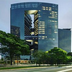 WT Morumbi Tower. Aflalo e Gasperini Arquitetos Associados.