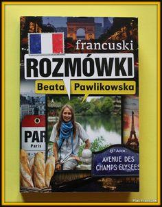 Książka dla Ciebie i na prezent- FRANCUSKI ROZMÓWKI  w księgarni PLAC FRANCUSKI.