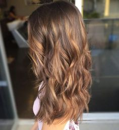 45 ideas hair color blonde and brown balayage ombre colour Ash Brown Hair Color, Long Brown Hair, Light Brown Hair, Blonde Color, Dark Hair, Ombre Colour, Balayage Brunette, Balayage Hair, Ombre Hair