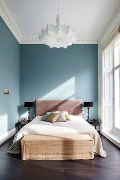 Cool Colours: Ways to Make Your Room Peaceful