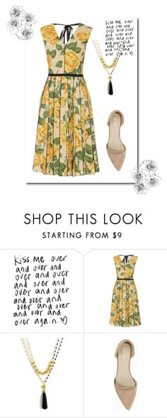 """""""Untitled #133"""" by sieratrujillo on Polyvore featuring Marc Jacobs and Nly Shoes"""