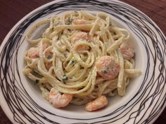 Greek Recipes, Fish Recipes, Italian Recipes, Recipies, Cookbook Recipes, Cooking Recipes, Prawn Fish, Seafood, Spaghetti