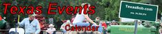 Texas Events Calendar
