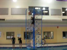 Genesis Place AquaClimb Sport in Alberta. See more at http://www.facebook.com/aquaclimb and www.aquaclimb.com