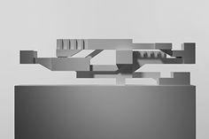 Architekturmodelle des Zürcher Büros E2A Architekten